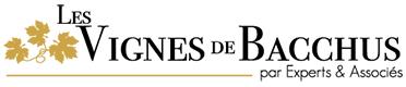 Les vignes de Bacchus Logo